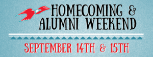 Homecoming & Alumni Weekend 2018