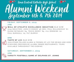 Alumni Weekend 2019