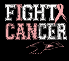 ​'FIGHT CANCER' Apparel Available Online Now Through Sept. 26th