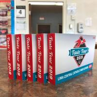 TASTE TOUR BOOKS ON SALE NOW