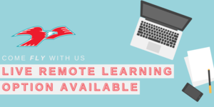 Live Remote Learning Option Available