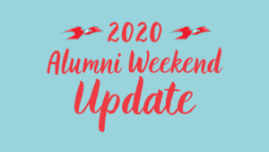 Alumni Weekend Update