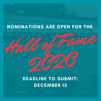 NOMINATIONS ARE OPEN FOR THE 2020 LCC HALL OF FAME