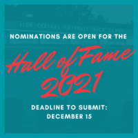 Nominations are OPEN for the 2021 LCC Hall of Fame: Deadline Dec. 15th