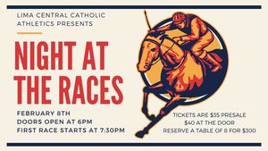 Night at the Races February 8
