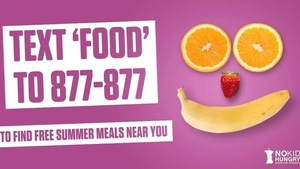 Find Free Summer Meals Near You!