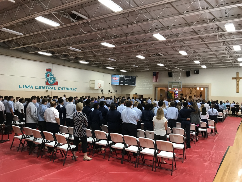 All school mass
