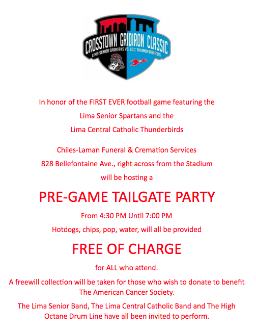 Tailgate Party 2019