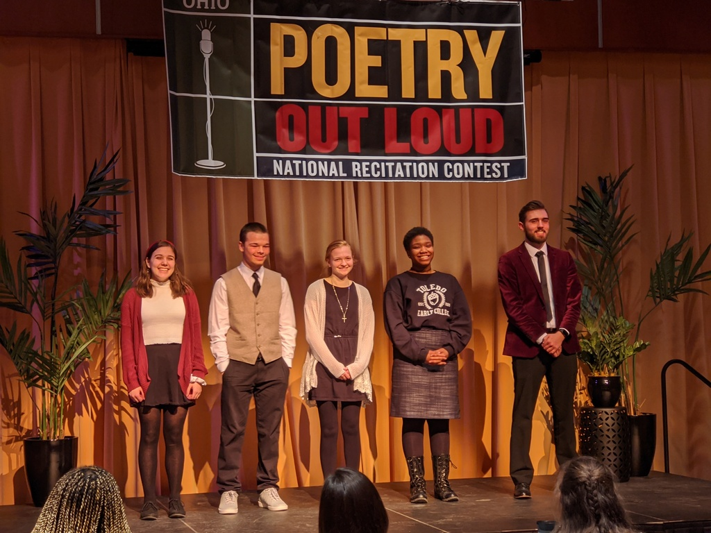 poetry out loud regionals