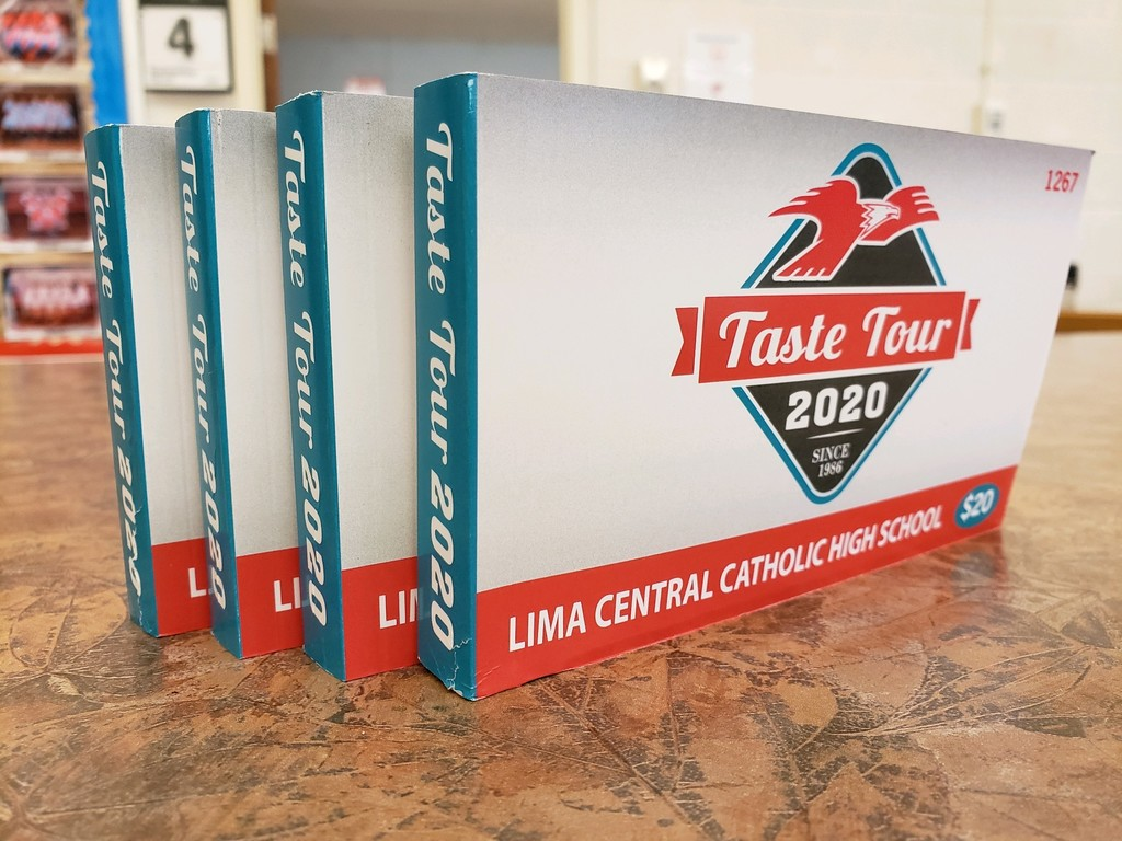 Taste Tour Books